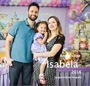 Aniversário Isabela 2016