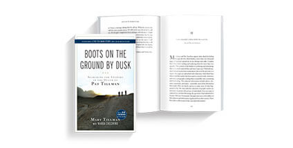 Boots on the Ground by Dusk - Tribute