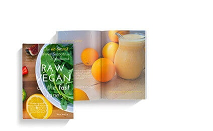 Recipe Book: Raw Vegan on the Fast Lane