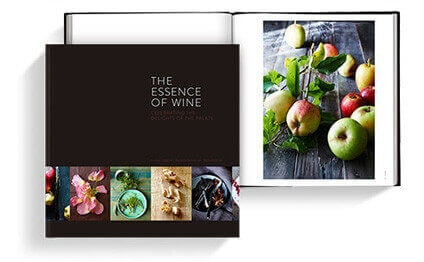 The Essence of Wine Cookbook
