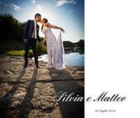Silvia e Matteo Wedding Photo Album