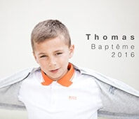 Thomas Baptême 2016 - Family Photo Album