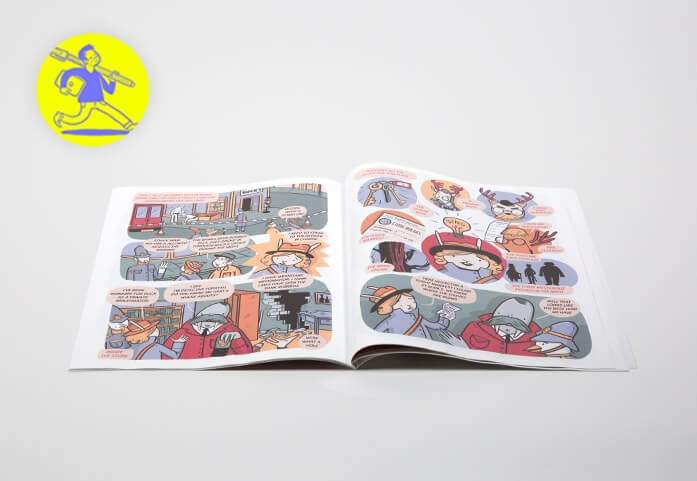 Livre créé avec Bookwright : « Ella Bella Bunny Detective »