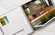Shades of Green - Portfolio personnalisé pour entreprise