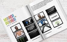 Goodification: Portfolio-Buch im Zeitschriftenstil