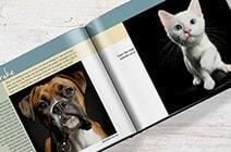 Paws for Charity - Livre de levée de fonds avec Blurb