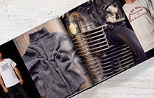Deus Ex-Machina Clothing - Portfolio d'entreprise personnalisé