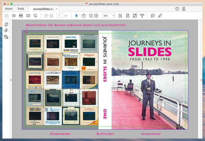 Tipps für die Überprüfung vor PDF Buchdruck