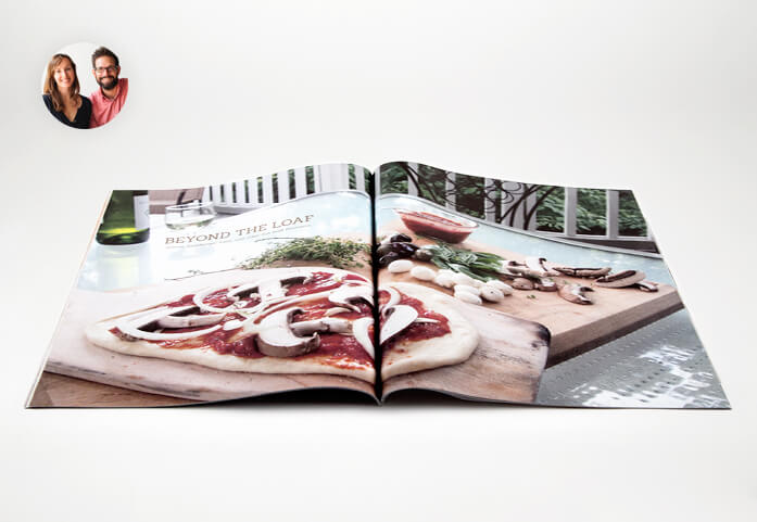 Kickstarter Books: Ovenbook By Fourneau