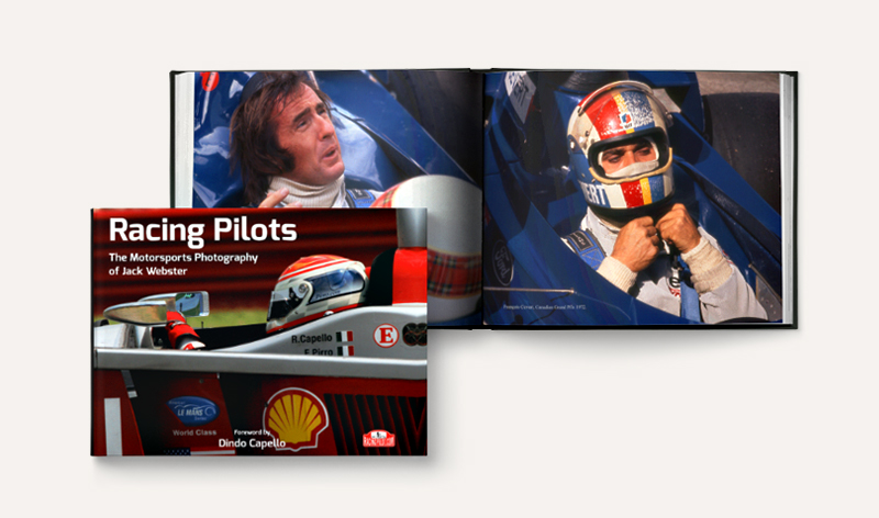 Racing Pilots Printed Book