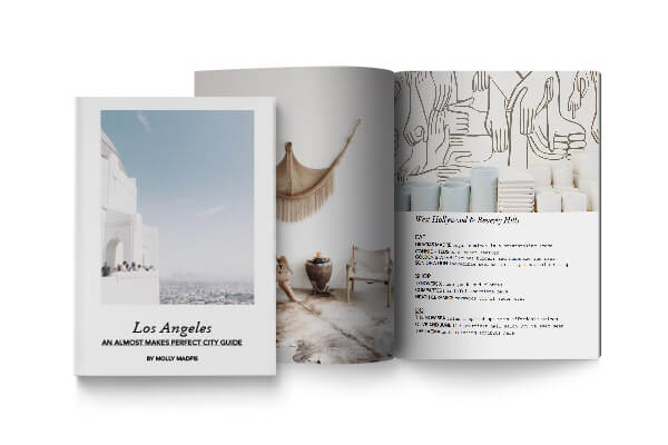 Los Angeles: An Almost Makes Perfect City Guide Magazine - Magazine en ligne de guide de Los Angeles