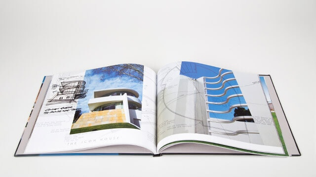 Professional Architecture Portfolio Book