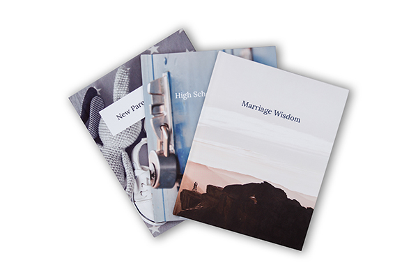 Impart offers its users their choice of three standard Blurb photo and trade book formats