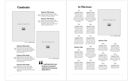Make & Print a Magazine - Easy Magazine Creator | Blurb