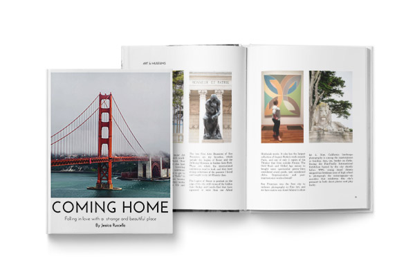 Coming Home di Jessica Ruscello
